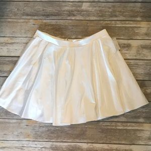 City Studio silky feel skirt homecoming prom